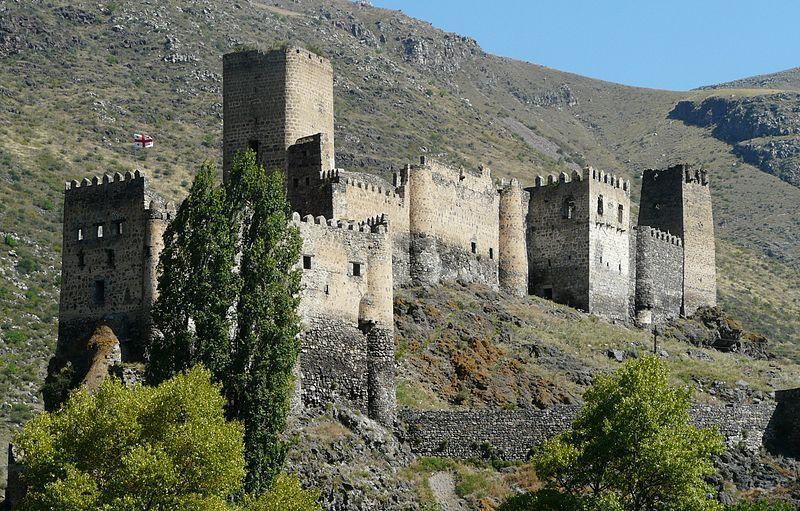 Burg Khertvisi
